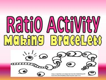 Ratios with Beaded Bracelets