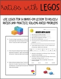Ratios with LEGOS | Hands-On Ratio Review