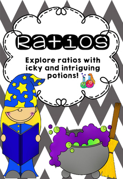 Ratios with Potions