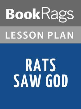 Rats Saw God Lesson Plans