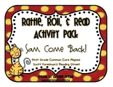 Reading Street - Rattle, Roll, and Read Activity Pack - {S