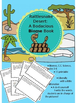 Rattlesnake Desert