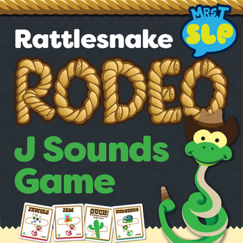 "Rattlesnake Roundup ""J"" sound Game Freebie"