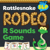 "Rattlesnake Roundup ""R"" Sounds Game (including vocalic R)"