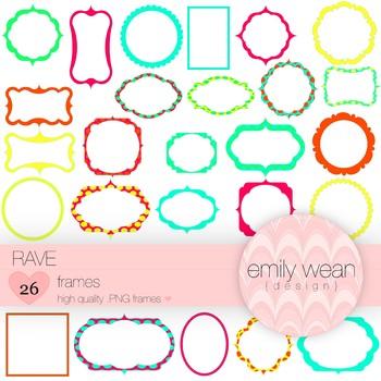 Rave - Digital Frames