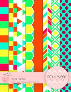 Rave - Digital Papers