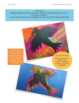 Native American Raven Legends of the Northwest, Art and Literature