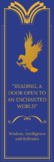 Ravenclaw - Harry Potter bookmarks in English