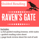 Ravens Gate Anthony Horowitz Guided Reading 15 Lesson SOW