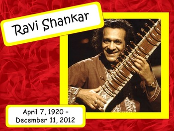 Ravi Shankar: Musician in the Spotlight