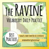 Ravine Vocabulary Extension - HMH Collections