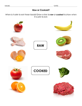 Raw or Cooked