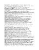Ray Bradbury Biography & Quiz (50 Multiple Choice Questions  & Key)