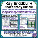 "Ray Bradbury Short Story Bundle: ""All Summer In A Day"" & ""The Veldt"""