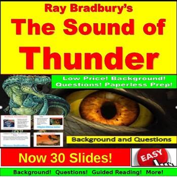 The Sound of Thunder (Ray Bradbury)