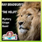 "Ray Bradbury's ""The Veldt"" Mystery Escape Puzzle Breakout Room!"