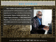 Ray Charles: 25 slides with text, hyperlinks & primary sou