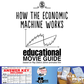 Ray Dalio - How the Economic Machine Works Guide (Interest Rates/Debt Cycle/etc)