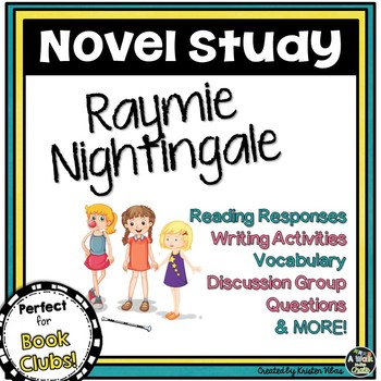 Raymie Nightingale Novel Study