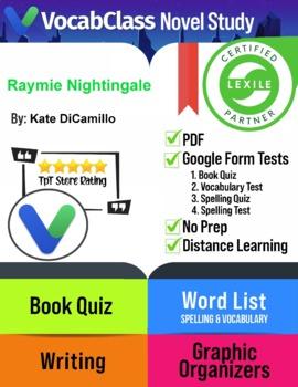 Raymie Nightingale Novel Study Guide PDF   READING QUIZ  