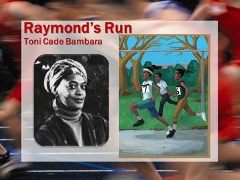 Raymond's Run 5-Day Lesson Plan (Common Core Aligned)