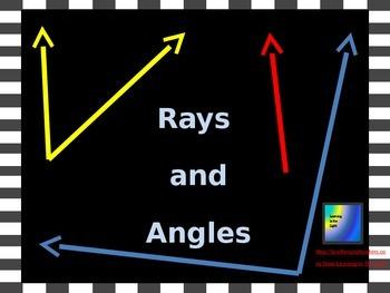 Geometry Focusing on Angles & Rays
