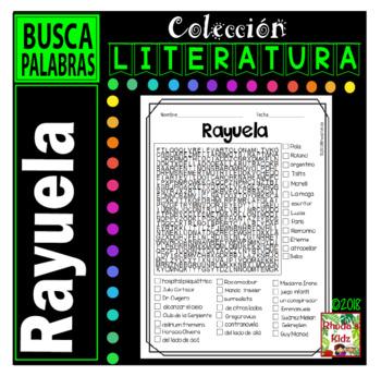 Rayuela  -Word search