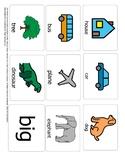"Raz Kids: AA: ""Big"" Word Study"