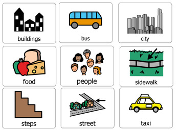 "Raz Kids: AA: ""City Street"" Word Study"