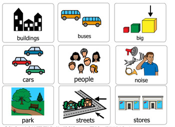 "Raz Kids: AA: ""The City"" Word Study"