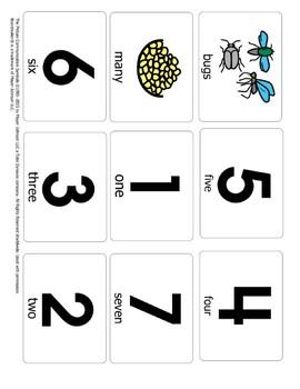 """Raz Kids: AA: """"Counting Bugs"""" Word Study"""