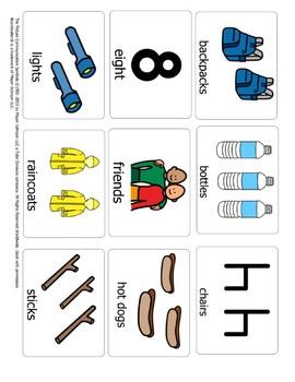 """Raz Kids: AA: """"Eight"""" Word Study"""