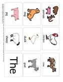 "Raz Kids: AA: ""Farm Animals"" Word Study"