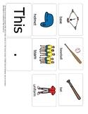 "Raz Kids: AA: ""The Baseball Game"" Word Study"