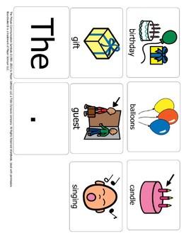 "Raz Kids: AA: ""The Birthday Party"" Word Study"