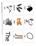 """Raz Kids: AA: """"The Chicken"""" Word Study"""