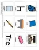 "Raz Kids: AA: ""The Classroom"" Word Study"