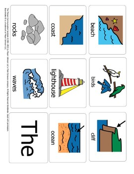 "Raz Kids: AA: ""The Coast"" Word Study"