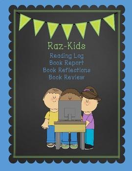 Raz-Kids Log/Reflections/Review