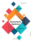 Razonamiento algebraico - STAAR - TEKS: 3.5C, 3.5D y 3.5E