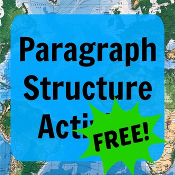 Supporting Details - Reassembling a Paragraph (ESL)