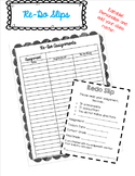 Re-Do Slip and Teacher Tracking Sheet