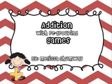 Re-Grouping Addition Games