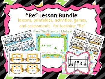 Re Lesson Bundle