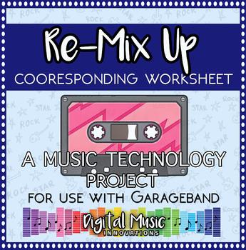 Re-Mix Up Worksheet