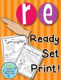 Re {Ready Set Print!}