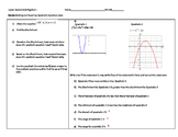 Re-Take Short Assessment on Quadratics