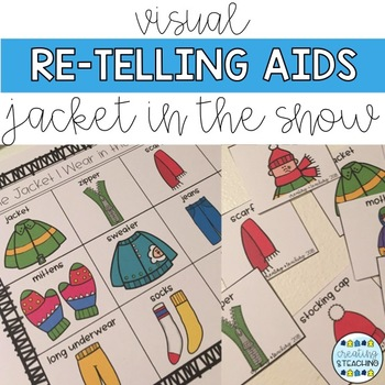 Re-Telling Aids: Jacket in the Snow