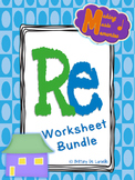 Re Worksheet Bundle