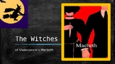 Re-imagined Witches Poem from Shakespeare's Macbeth